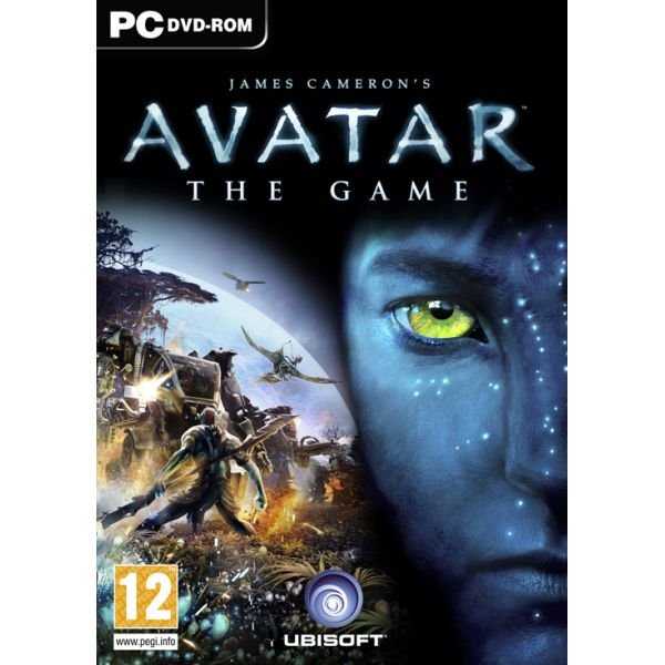 Скачать бесплатно James Cameron's Avatar: The Game (2009/ENG/MULTI6) .
